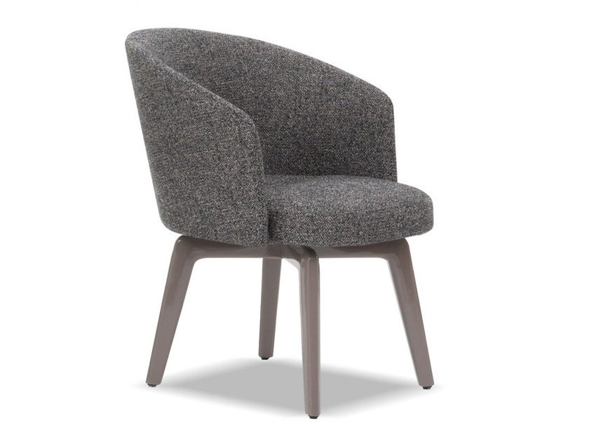 Chair AMELIE LOUNGE by Minotti