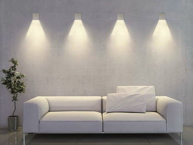Aluminium Wall Lamp ANA K - BEL-LIGHTING