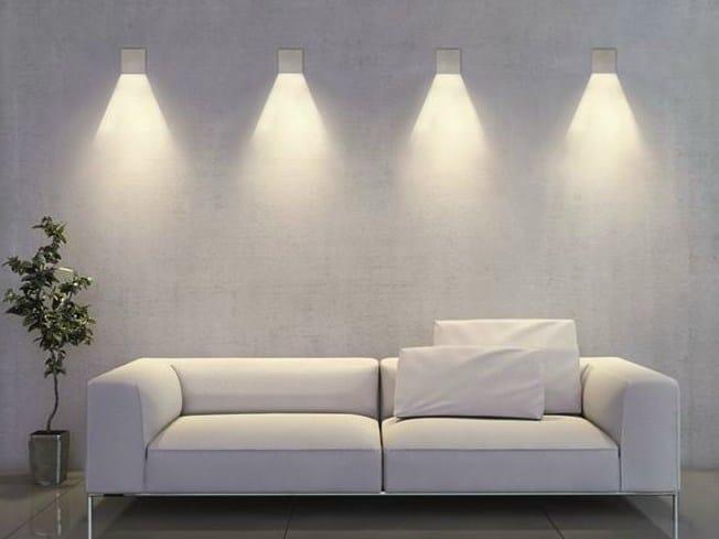 Aluminium Wall Lamp ANA K - BEL-LIGHTING