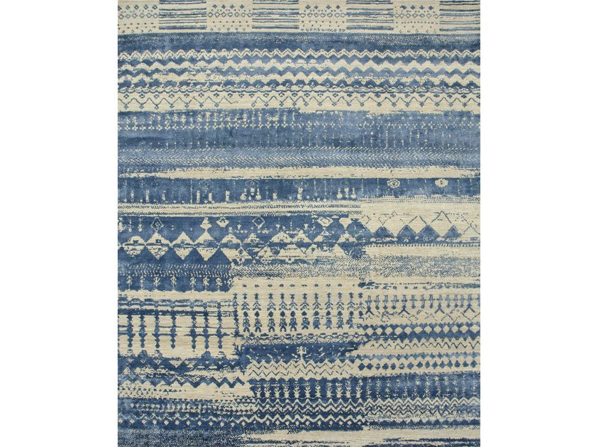 Patterned rug ANTHAR - Jaipur Rugs