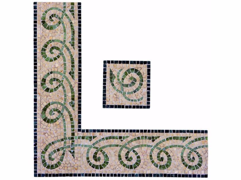 Marble mosaic ANVERSA by FRIUL MOSAIC