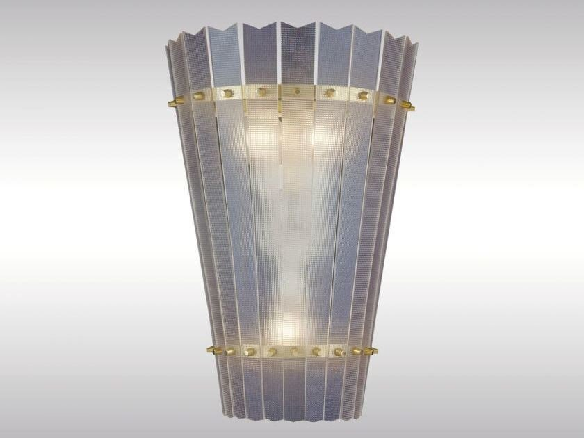 Classic style wall lamp APHRODITE - Woka Lamps Vienna