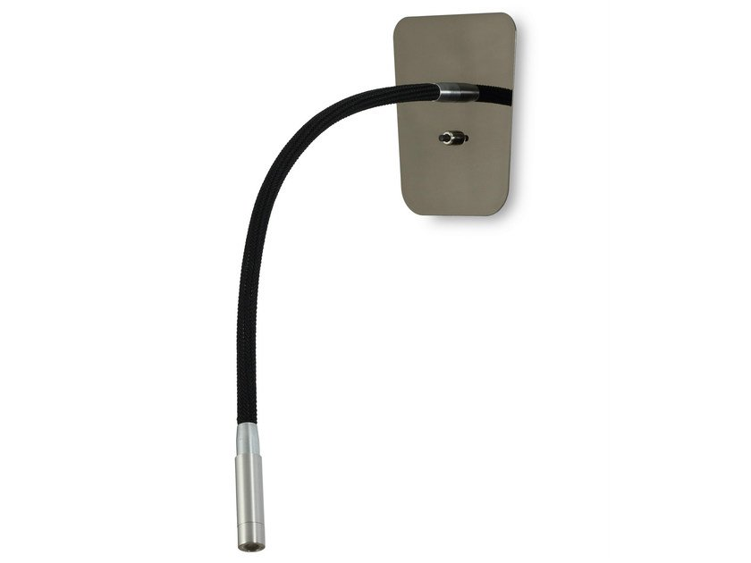 Metal wall lamp with swing arm APL14 | Wall lamp - Hind Rabii