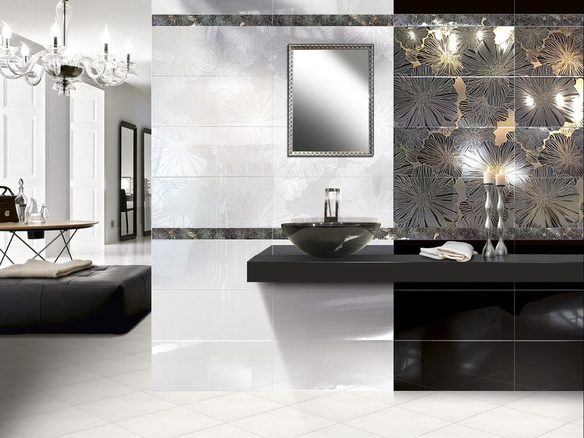 Indoor double-fired ceramic wall tiles PRESUNTUOSA APPEAL by CERAMICHE BRENNERO