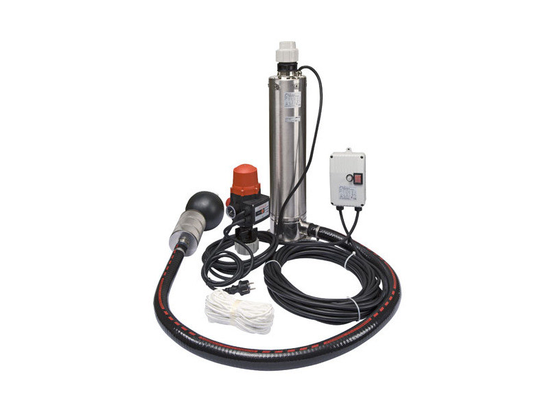 Pump and circulator for water system AQUASON - SALMSON