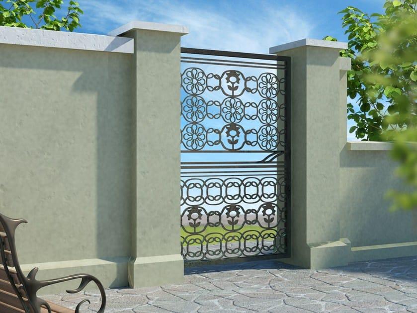 Swing iron gate ARABESQUE 2662 - Fabbridea