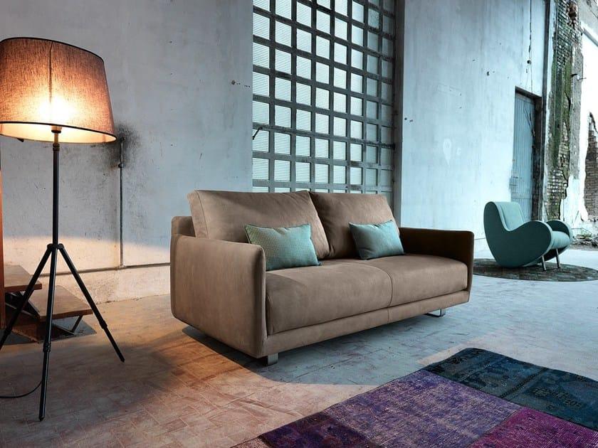 2 seater fabric sofa ARAKI | 2 seater sofa - Domingo Salotti
