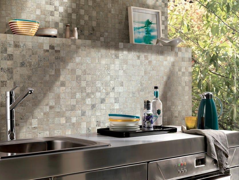 Porcelain stoneware mosaic ARCHEA | Mosaic - SICHENIA GRUPPO CERAMICHE