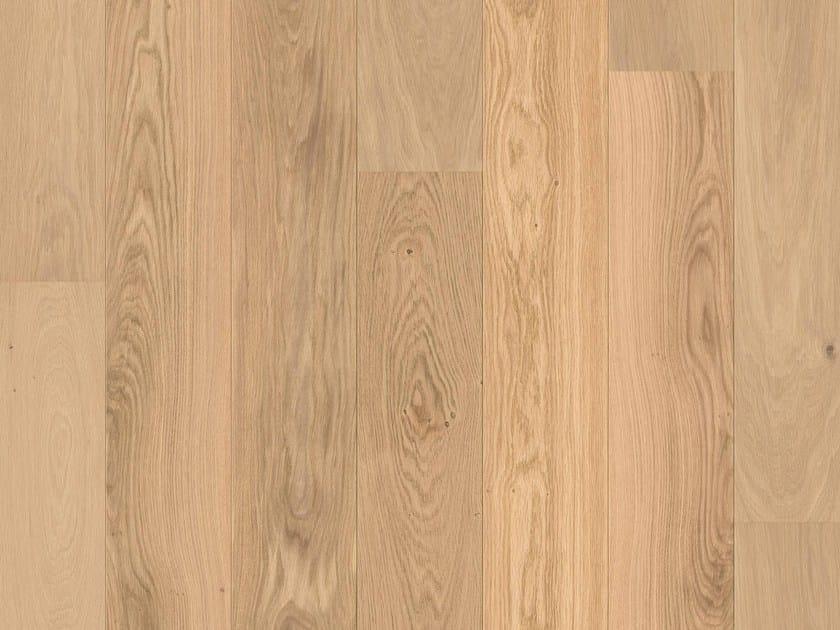 Brushed oak parquet ARCHIPELAGO OAK by Pergo