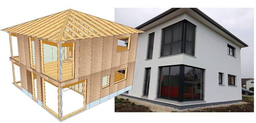 Progettazione tetti e case in legno woodcon ab tetti e for Tetti di case moderne