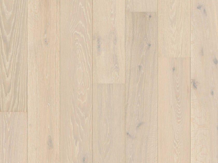 Brushed oak parquet ARCTIC OAK by Pergo