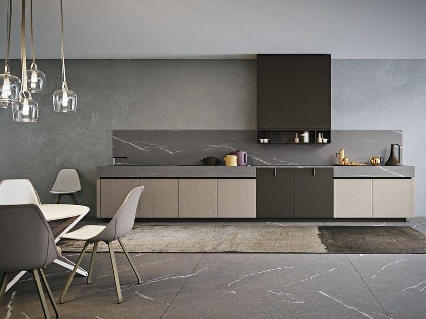 Cucina laccata senza maniglie area 22 cucina senza - Cucina senza maniglie ...