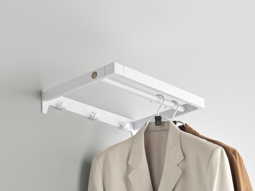 ARNAGE wall mounted coat rack.