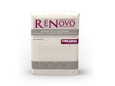Fibre-reinforced and special plaster ARNO by CHIRAEMA