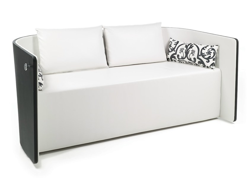 2 seater fabric sofa AROLDO - Gamma & Bross