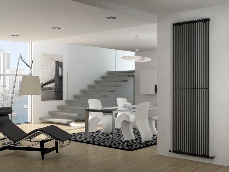 Wall-mounted steel decorative radiator ARPA | Decorative radiator - IRSAP