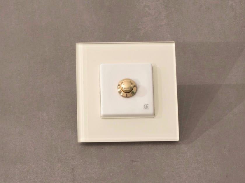 Push button ARREDA SQUARE - 3 - GI Gambarelli