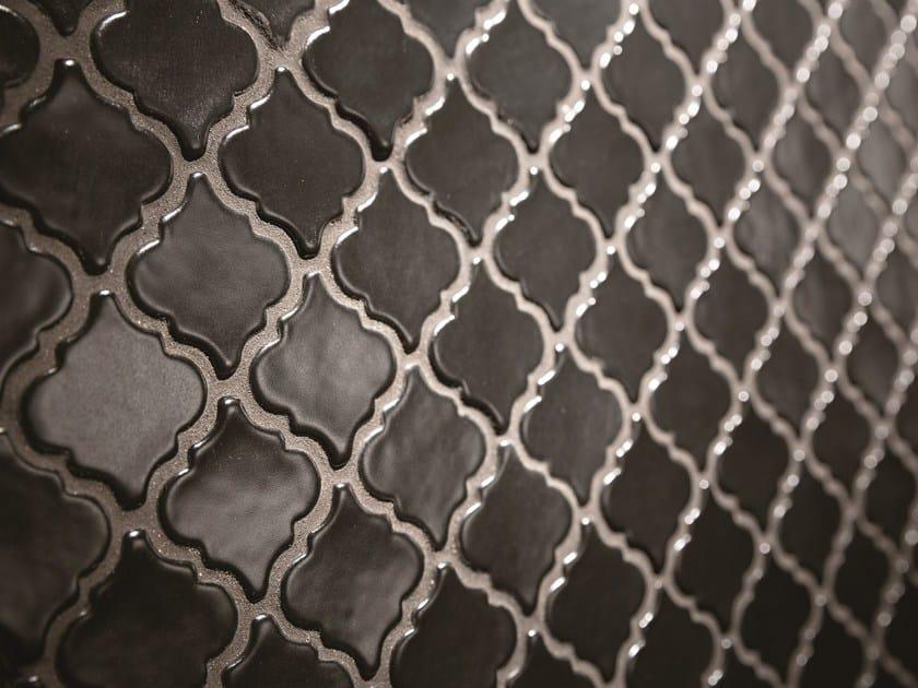 Ceramic mosaic ART NOUVEAU - AREZIA