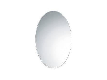 Oval wall-mounted bathroom mirror AS2150 | Mirror - INDA®