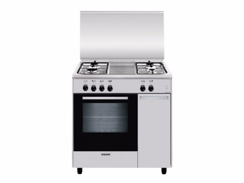As854ei cucina a libera installazione collezione alpha by for Cucina libera installazione