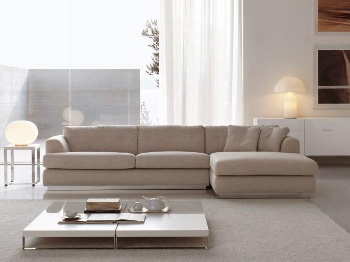 Corner fabric sofa ASCOT | Corner sofa - ALIVAR