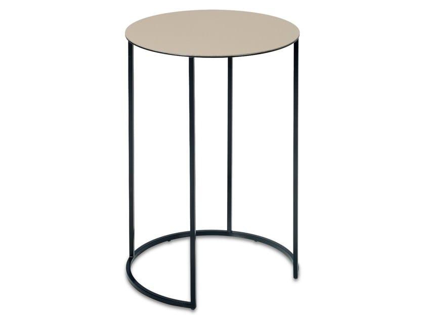 Round side table ASCOT JR-T938 | Round coffee table - Jori