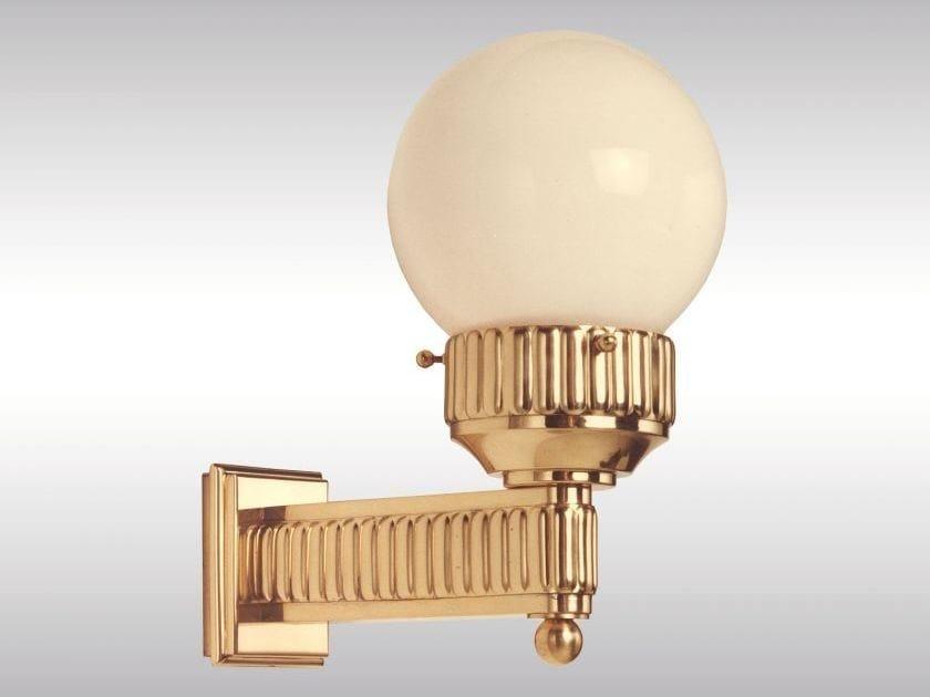 Classic style wall lamp AST1 - Woka Lamps Vienna