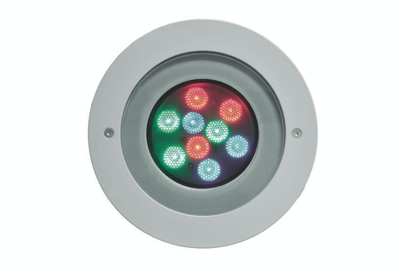 RGB LED underwater lamp ASTER F.5016 - Francesconi & C.