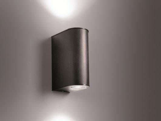 LED aluminium Wall Lamp ASTRO 2 - BEL-LIGHTING