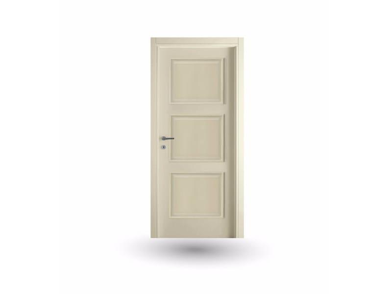 Hinged wooden door ATLANTE A79 TAU - GD DORIGO