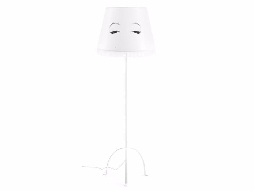 Fabric floor lamp MARILYN | Floor lamp - Mineheart