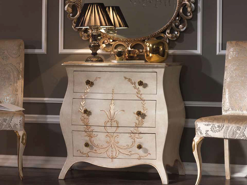 Solid wood dresser AUGUSTO | Dresser - Arvestyle
