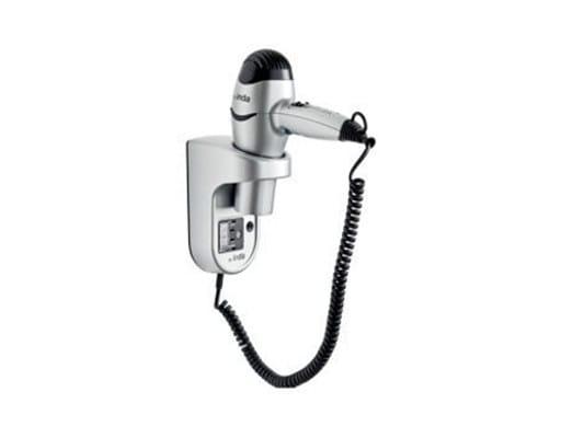 Asciugacapelli elettrico per hotel in polipropilene AV054Y | Asciugacapelli elettrico per hotel - INDA®