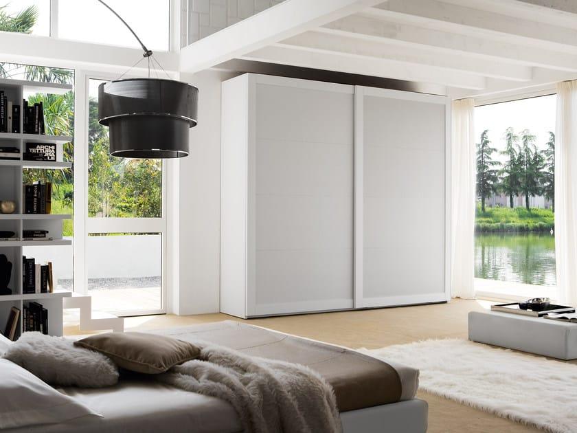 Wardrobe with sliding doors AVENUE | Wardrobe with sliding doors - Silenia