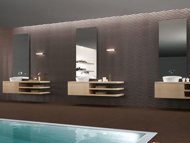 Double-fired ceramic wall/floor tiles AXEL FANDANGO by AVA Ceramica