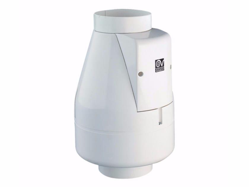 In-Line Centrifugal Fan AXIAL K - Vortice Elettrosociali