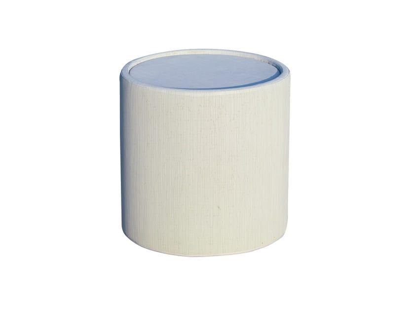 Tavolino da giardino rotondo per contract AXIS 22970 - SKYLINE design