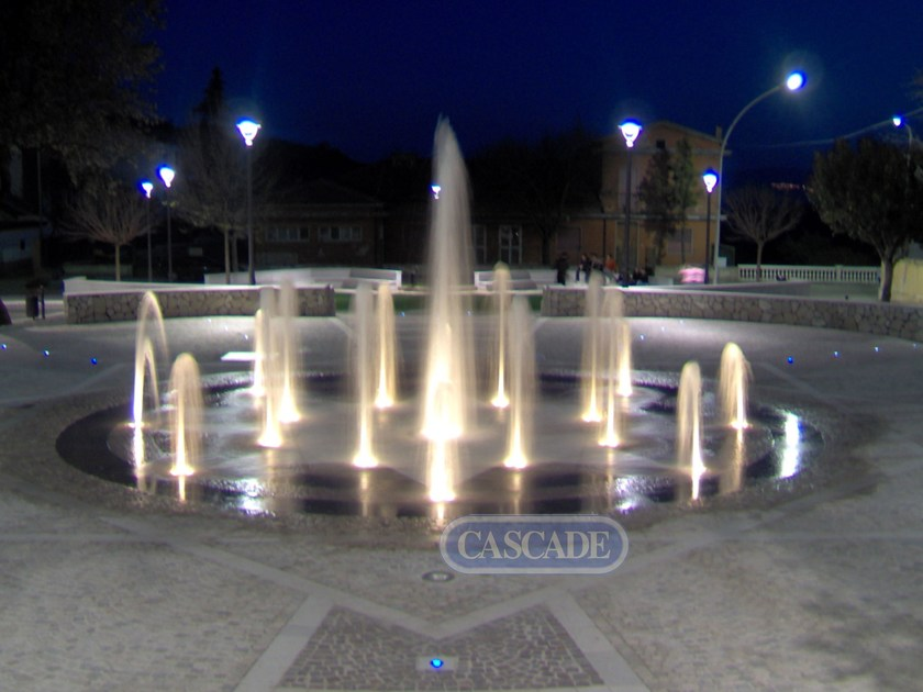 Floor fountain B - CASCADE