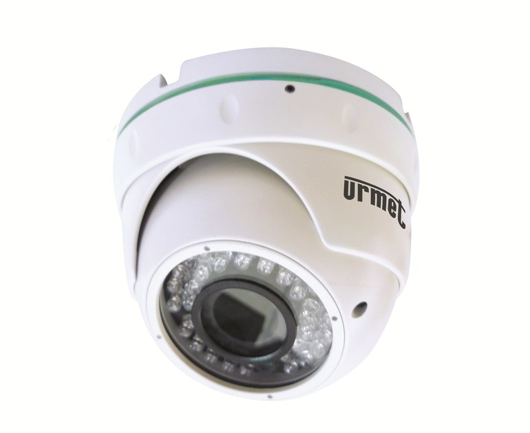 Surveillance and control system Minidome AHD 720p ottica 2,8-12mm - Urmet