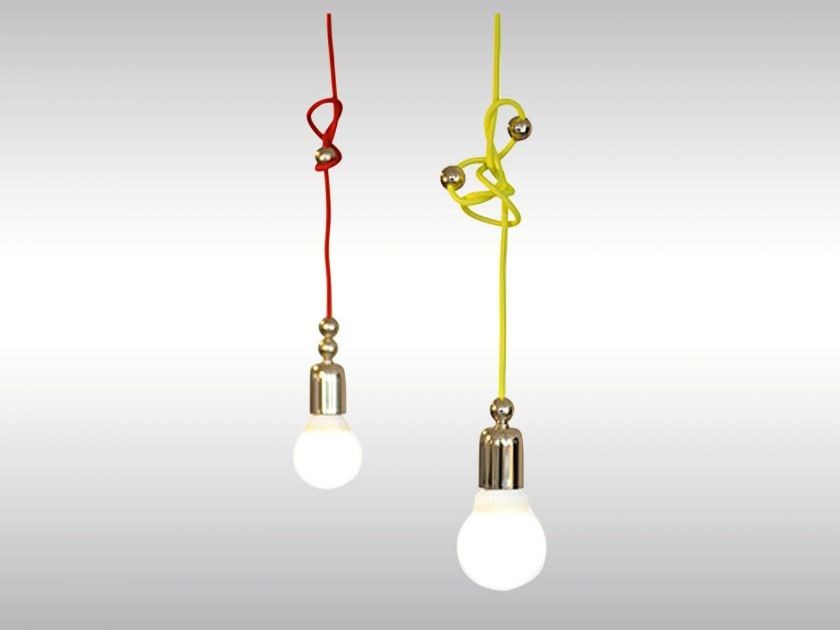 Contemporary style pendant lamp BALL LIGHT CEILING - Woka Lamps Vienna