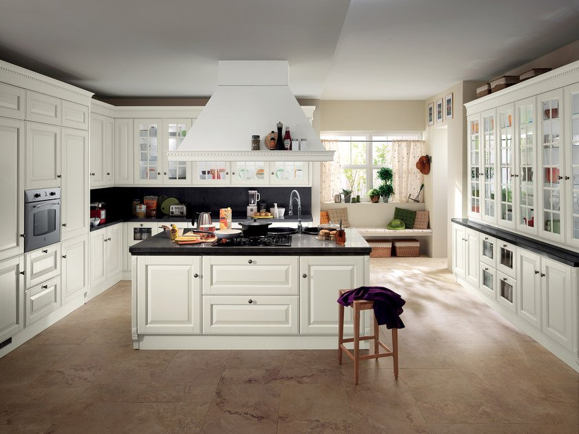 Fitted kitchen BALTIMORA by Scavolini