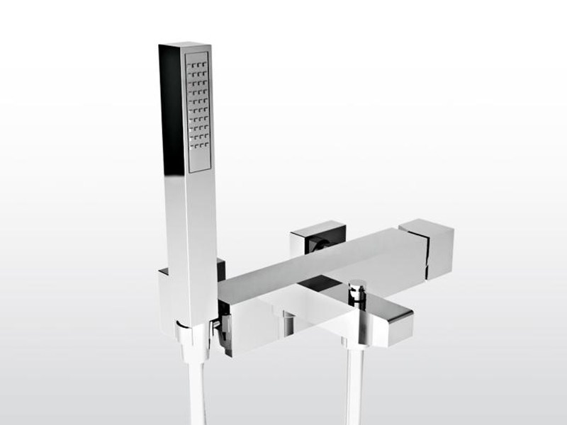 Bathtub tap / shower tap BAMBOO QUADRO 3267/306 - RUBINETTERIE STELLA
