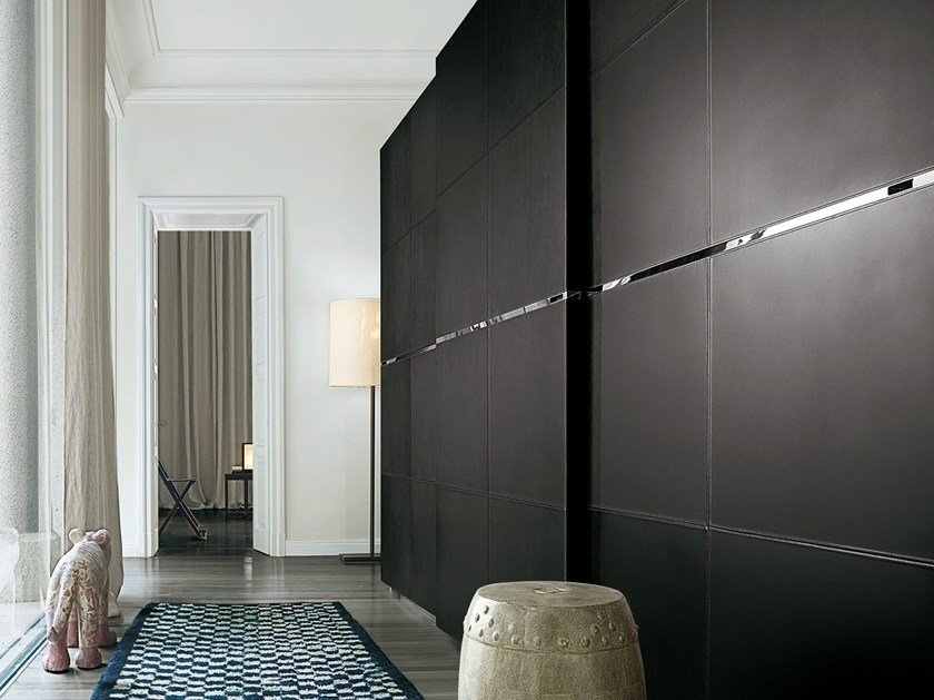 Wardrobe with sliding doors BANGKOK | Wardrobe with sliding doors by poliform