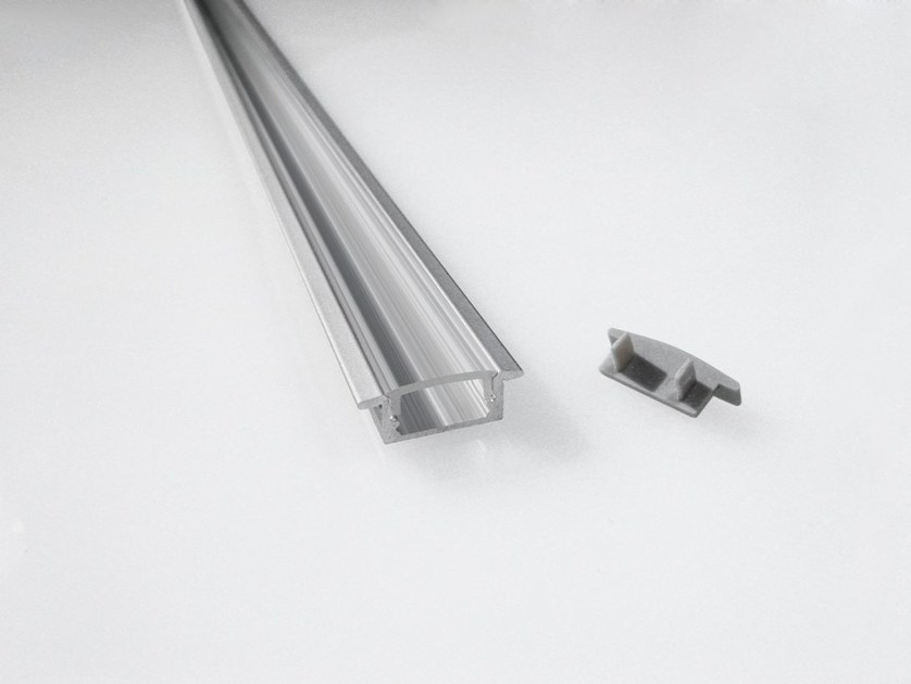 Linear lighting profile for LED modules BARRA/STRIP/4 - NOBILE ITALIA