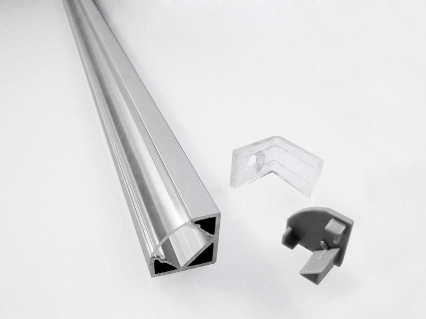 Linear lighting profile BARRA/STRIP/6 by NOBILE ITALIA