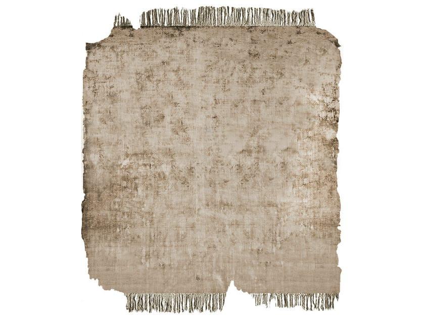 Handmade rug BARTAURE HEMSE FROZEN CUT - HENZEL STUDIO