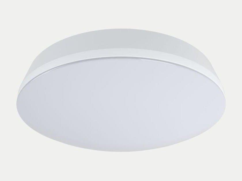 LED plastic ceiling light BASE | Ceiling light by ES-SYSTEM