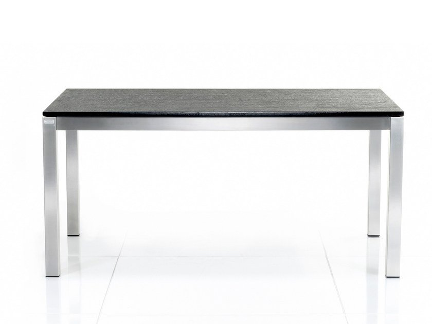 Rectangular granite dining table BASE | Rectangular table - solpuri