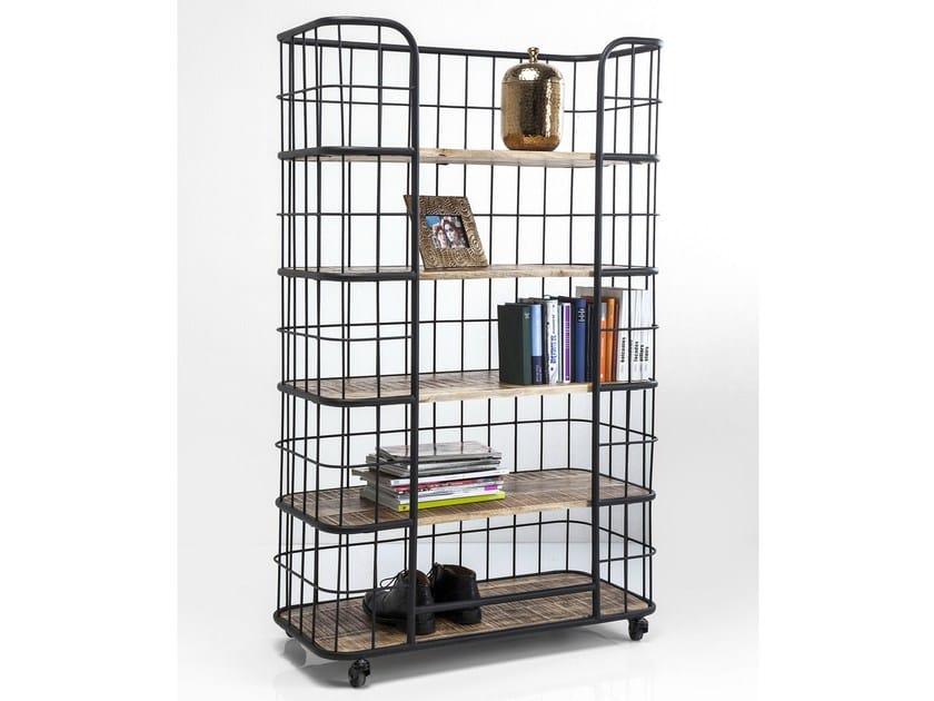 Open bookcase BASKET - KARE-DESIGN