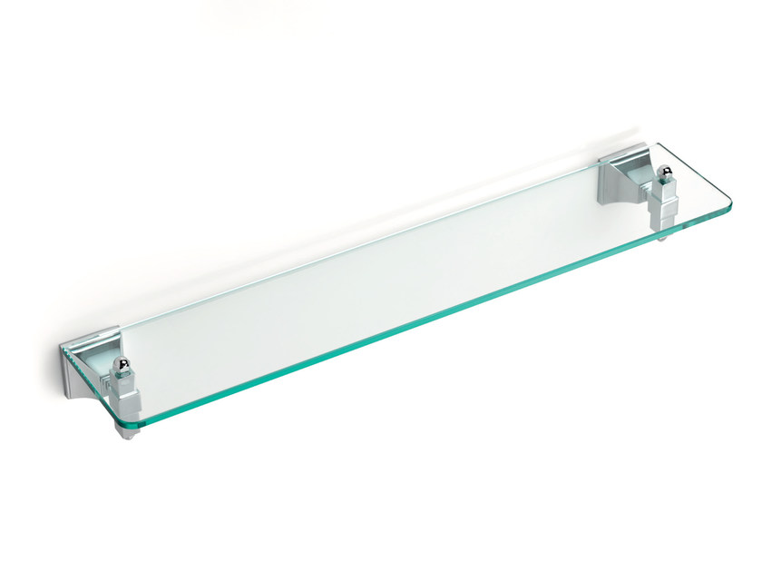 Crystal bathroom wall shelf TIMELESS | Bathroom wall shelf - BATH&BATH